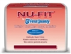 Nu-Fit Briefs Adult Diapers: Medium, 16 ct/bag