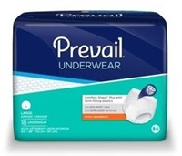 Prevail® Extra Underwear: Large, 18 ct/bag