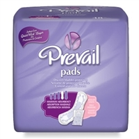 Prevail® Bladder Control Pad - Maximum: 39 ct/pack