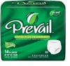 Prevail® Super Plus Underwear: Extra Large, 56 ct/cs