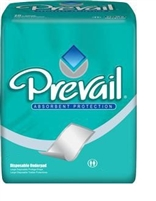 "Prevail Super Absorbent Underpad: 30"" x 36"", 100 ct/cs"
