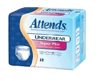 Attends Underwear SuperPlus Absorbency