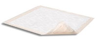 "Attends® Night Preserver® Underpads: 30"" x 30"", 100 ct/cs"