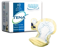 TENA® Day Plus Pads: 40 ct/bag