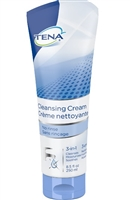 TENA Cleansing Cream Tube: 8.5 oz, Each