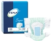 TENA® Super Briefs: Large, 56 ct/CS