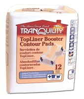 TopLiner™ Booster Contour, 12 ct/bag