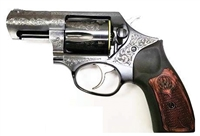 Ruger SP101 Deluxe Engraved 15704 EZ PAY $77