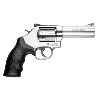 Smith + Wesson 686 Plus 164194 .357M .38S&W 4""