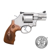 "S+W 686 Plus .357Mag 2.5"" 7 Rounds Stainless Steel 170346"