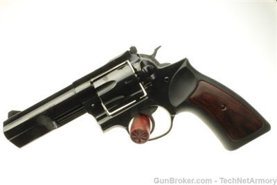 "Ruger GP-100 .357MAG 4.2"" Hi Polish 7-Rnd 1776 EZ PAY $64"
