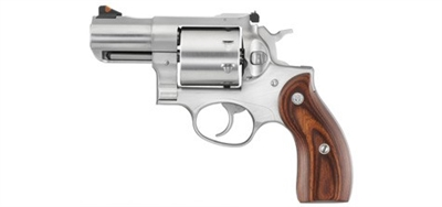 "Ruger Redhawk 2.75"" Stainless/Wood .357MAG 5033"