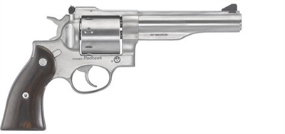 "Ruger Redhawk 5.5"" SS 8-Shot .357MAN 5060 NEW"