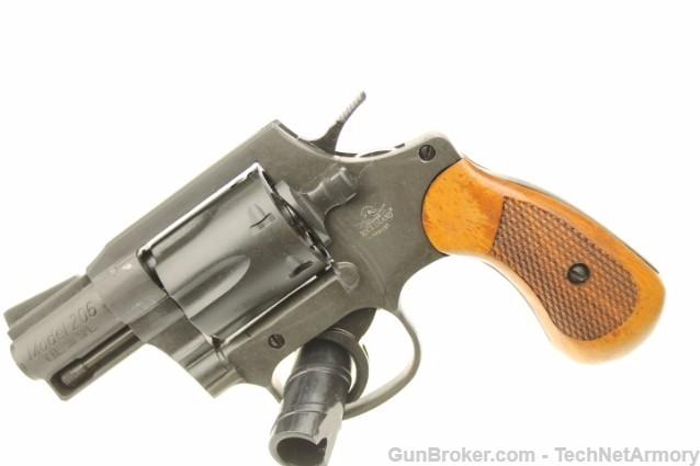 Armscor RIA M206 Blk Ext Hammer 51283  38SPEC
