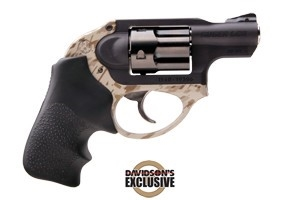 Ruger LCR .38SPEC 5426 Brown CAMO NEW EZ PAY $36
