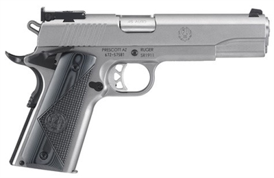 Ruger SR1911 Target Stainless .45ACP NEW 6736 45