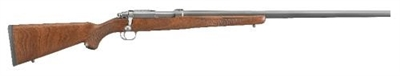 Ruger 77/17 SS Walnut .17WSM 7216 NEW