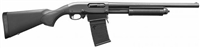 "Remington 870DM 12GA. 25"" 6 rnd 81350"
