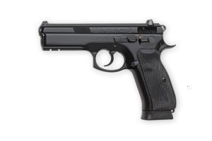 CZ-USA SP-01 Man Safety 9MM 91152