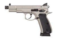 CZ 75B Urban Grey Omega 9MM 18+1 91235 Tritium