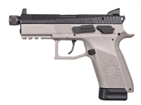 CZ P-07 Urban Grey Threaded Tritium 91288