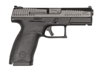 CZ P-10C P10C P10 Compact Black 9MM 91520