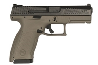 CZ P-10C FDE 9MM Tritium Night Sites 91521 NEW EZ PAY $52