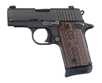 Sig P938 SELECT 9MM 938-9-SEL-AMBI EZ PAY $62
