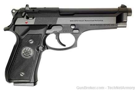 Beretta 92FS Police 3MAGS 9MM J92F630 NEW Police 3 magazines