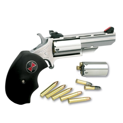 North American Arms Black Widow Convertible .22LR/.22MAG Adjustable Sights NAABWCA EZ PAY $33