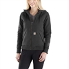 Carhartt Rain Defender Rockland Quilt Lined Full-Zip Hooded Sweatshirt 103242
