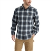 Carhartt Hubbard Plaid Heavyweight Flannel Shirt 103348