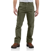 Carhartt Relaxed Fit Washed Twill Dungaree Pant B324