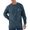 Carhartt K126 Heavyweight Long Sleeve Pocket T-Shirt
