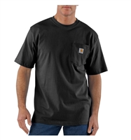 Carhartt K87 Short Sleeve Pocket Shirt