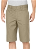 Dickies 13inch Inseam Relaxed Fit Extra Pocket Flex Work Shorts WR854