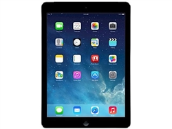 "Apple iPad Air 1 9.7"" Retina (16GB) Wi-Fi - Space Grey (Late 2013) MD785LL/A Mint Condition"