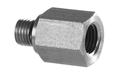 6405-06-06 Hydraulic Fitting 3//8 Male BOSS X 3//8 Female Pipe Carbon Steel