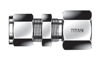 Bulkhead NPT Connector | Tube Fittings