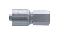 P43-FP - NPT Hose End - crimp hose fittings sold by Titanfittings.com