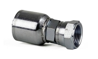 P43-FPX - NPT Hose End - crimp hose fittings sold by Titanfittings.com