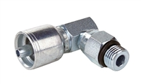 P43-MBX90 - SAE - crimp hose fittings sold by Titanfittings.com