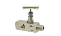 SMPGV Multi Port Gauge Stainless Needle Valve sold by Titanfittings.com