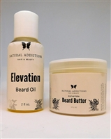 Elevation Beard Oil and Butter Set