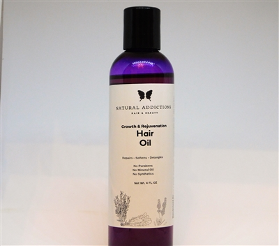 Growth and Rejuvenation Oil