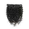 Jerry Curl Human Hair Clip-ins