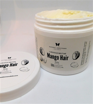Luscious Nectar Mango Hair Butter