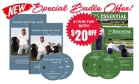 <!010>Special Bundle Offer - Dennis Voigt<br>Purchase both Training Alone and 25 Essential Retriever Drills for Handling and SAVE $20