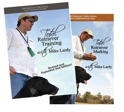 Special: Total Retriever Training 2nd Ed. & Total Retriever Marking