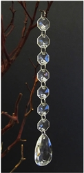 Acrylic Crystal Strand, 8 in.